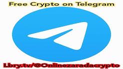 How to Earn FREE CRYPTO on Telegram