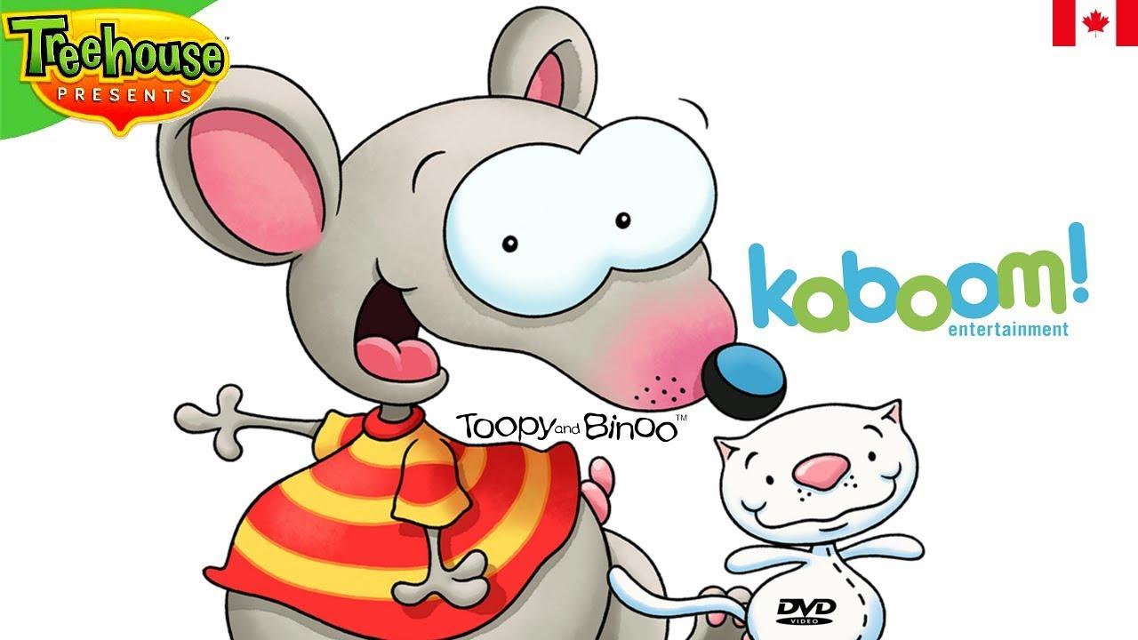 Opening and Closing to Toopy & Binoo: I Love Binoo DVD ...