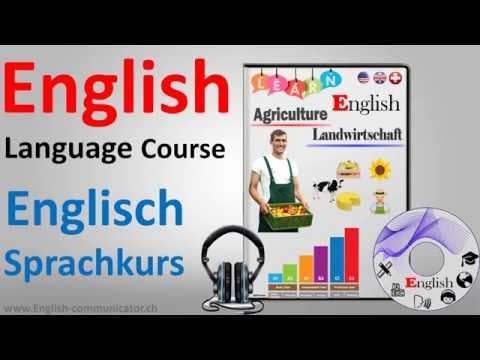 Agriculture  Landwirtschaft Englisch Sprachkurse English language Altikon Altishofen Altwis