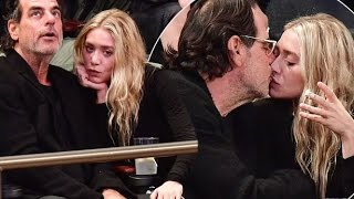 Ashley Olsen, 30, puts on loved-up display with 58-year-old boyfriend