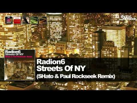 Radion6 - Streets Of NY (SHato & Paul Rockseek Remix)