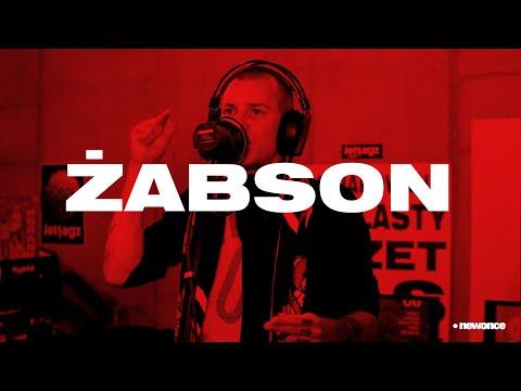 Żabson - Floyd Mayweather & Szrot | LIVE @ newonce.radio