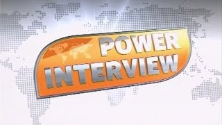 Power Breakfast Interview: Youth and Leadership, 23rd May 2014