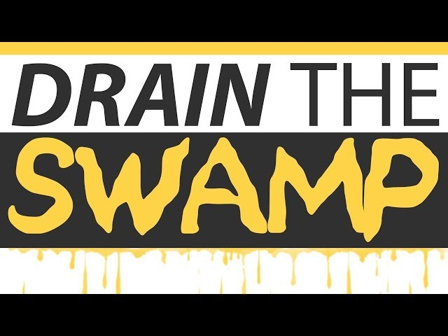 Can We Drain The Swamp?