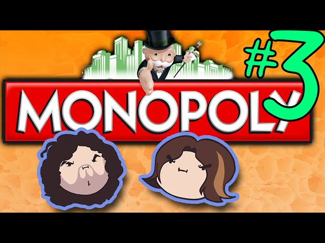 Monopoly: Breaking The Law - PART 3 - Game Grumps VS