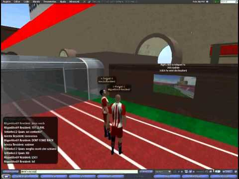 Second Football - Tottinho12 wants to Teleport for the Lake (Portasil - Portaly) - HD -