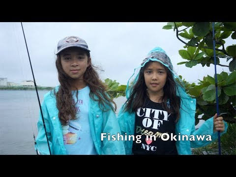 How To Fish In Okinawa (NOT TO VERSION)