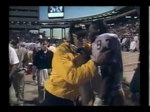 1988 WVU football highlights