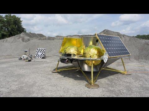 CNET News - Google Lunar Xprize: Astrobotic completes rover tests for $750,000 prize