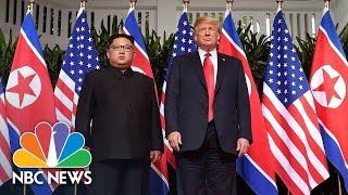 Special Report: President Trump Meets With Kim Jong Un In Hanoi | NBC News