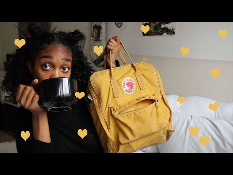 What's in my Backpack? | Art supplies, Stationary Products, etc...