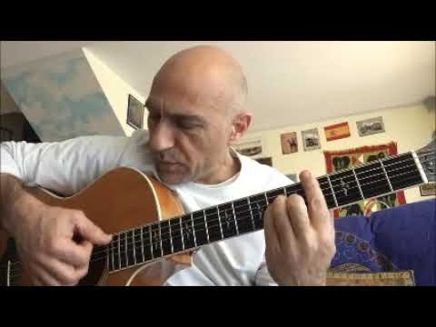 Paolo Capizzi: Everybody Needs Somebody Fingerstyle Videolesson