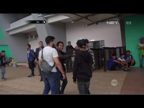 Insiden Keributan dan Pencopetan di Stadion