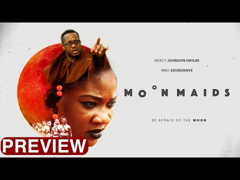 Moon Maids - Latest 2017 Nigerian Nollywood Traditional Movie (10 min preview)