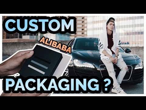 How To Get Custom Packaging - The SECRET To Big Money In DropShipping & Private Label