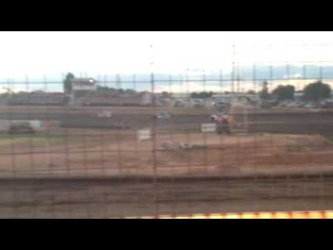 Cardinal Motor Speedway Eunice, NM Heat 7-2-16