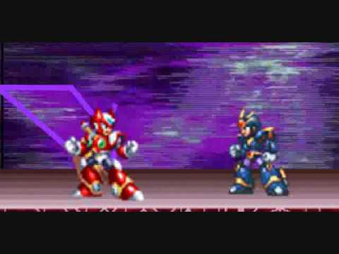X VS. ZERO DECISIVE BATTLE