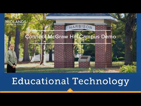 D2L Brightspace v10.7 Daylight Connect McGraw Hill Campus External Learning Tool Link Demo