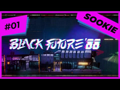 Let's Play Black Future '88 Episode 1 [Blind] |
