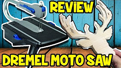 Review Dremel Moto Saw
