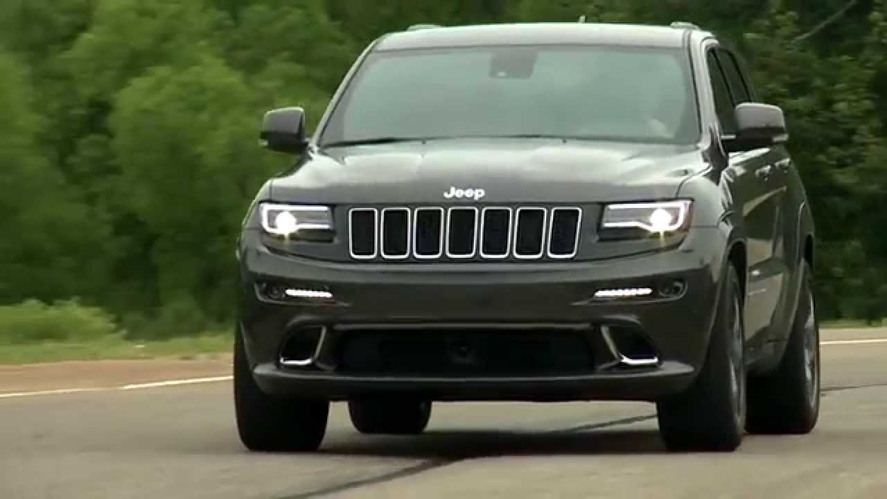 2016 jeep grand cherokee srt running footage youtube. Black Bedroom Furniture Sets. Home Design Ideas