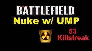 CHAMP de bataille ROBLOX - Nuke w/ UMP (53 Killstreak!)