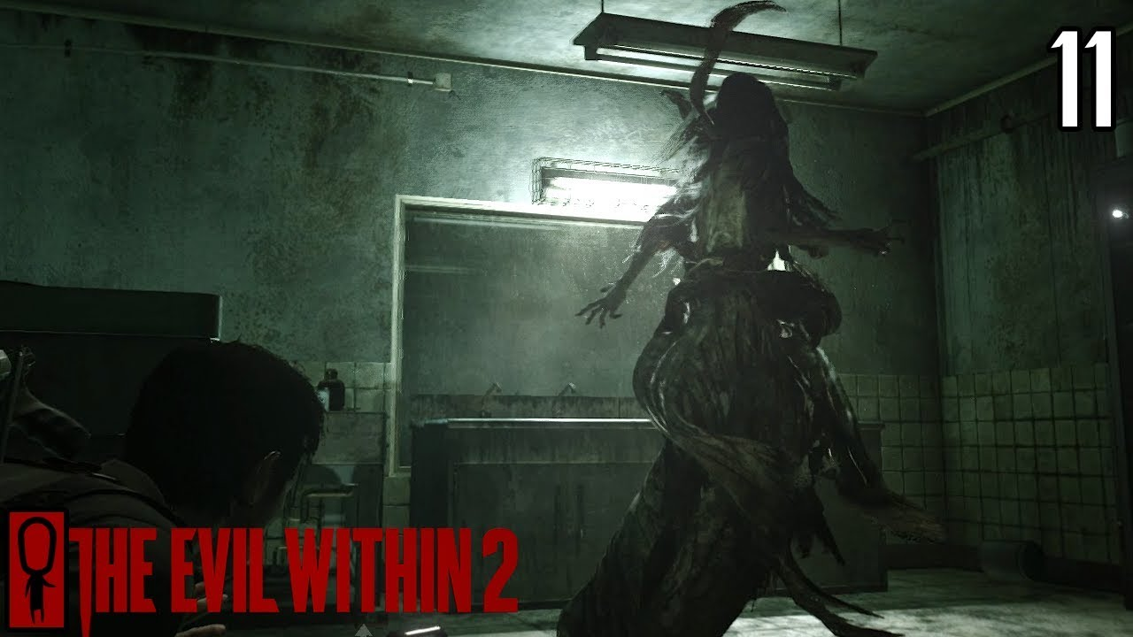 The mirrors the evil within 2 gameplay 11 gameplay for Mirror gameplay walkthrough