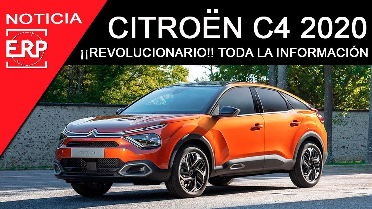 2020 New Citroen C4 Price, Design and Review