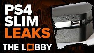 PlayStation 4 Slim Leaks - The Lobby