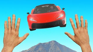 RUNNERS vs FLYING CARS Challenge! (GTA 5 Funny Moments)