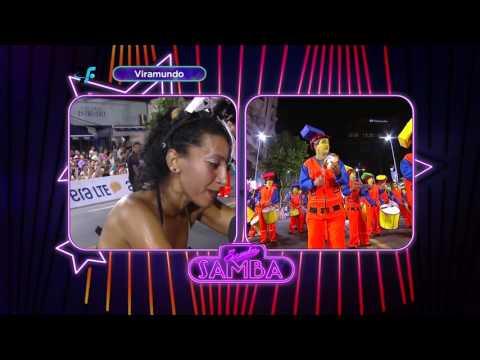 Desfile Escuela de Samba 2016 – Parte 2