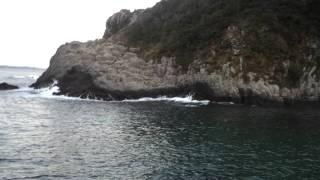 壱岐市芦辺町浪無(なみなし)海岸からです!