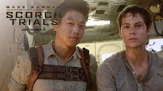 Maze Runner: The Scorch Trials | The Story [HD] | 20th Century FOX