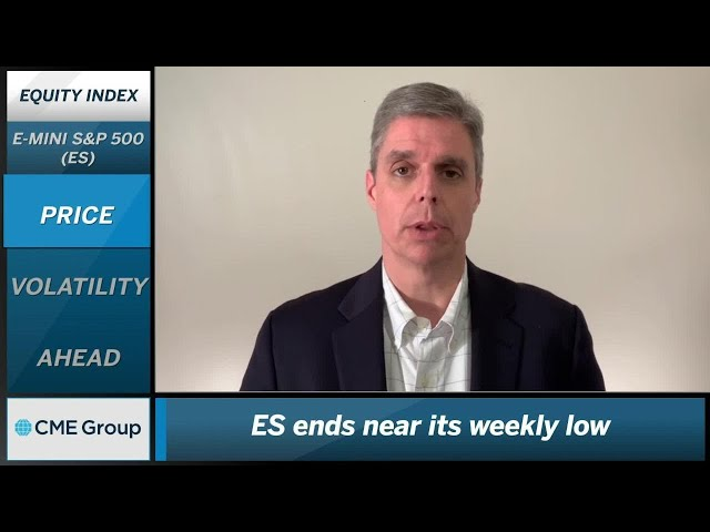 April 3 Equities Commentary: Todd Colvin