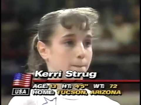 1992 World Championships - Event Finals (Women & Men)