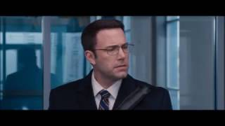 The Accountant (2016) - Cleaning scene