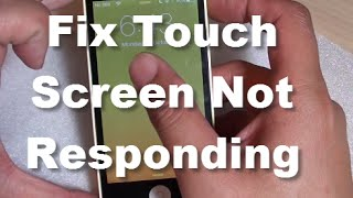 iPhone: Fix Touch Screen is not Responding Properly