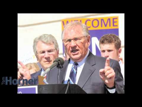 Governor Arne Carlson On Why He Endorsed Tom Horner for Minnesota Governor
