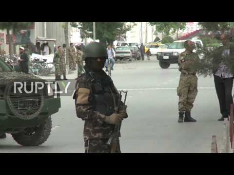Afghanistan: At least four dead in suicide bombing targeting NATO convey in Kabul