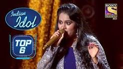 Aayiye Meherbaan Sayli Magical Performance Indian Idol Top 6