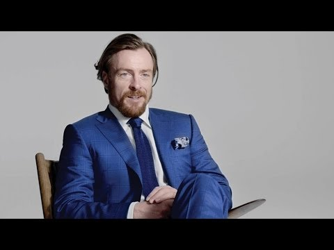 Toby Stephens interview for 200 Steps @canali1934