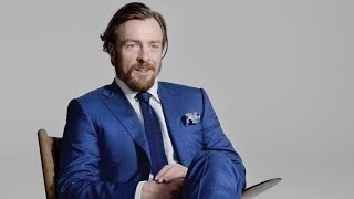 Toby Stephens | Interview for 200 Steps @canali1934