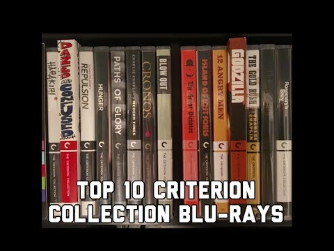 My Top 10 Criterion Collection Blu-rays