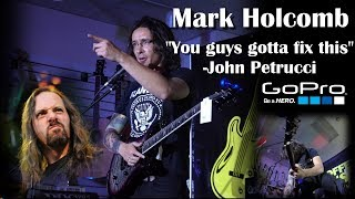 Mark Holcomb Clinic [4k] John Petrucci's Wise Words