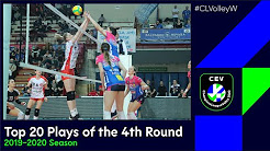 2020 CEV Champions League Volley - Women