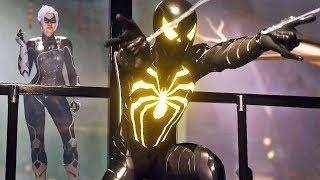 O ASSALTO #01: A História da Gata Negra (Marvel's Spider-Man DLC)
