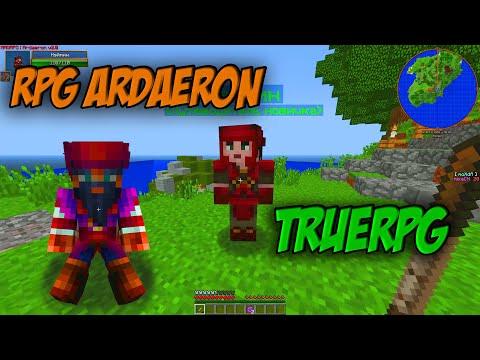РПГ С НОВЫМИ ТЕХНОЛОГИЯМИ! TRUERPG RPG Ardaeron