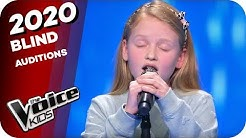 Carpenters - Close To You (Rebeca) | The Voice Kids 2020 | Blind Auditions