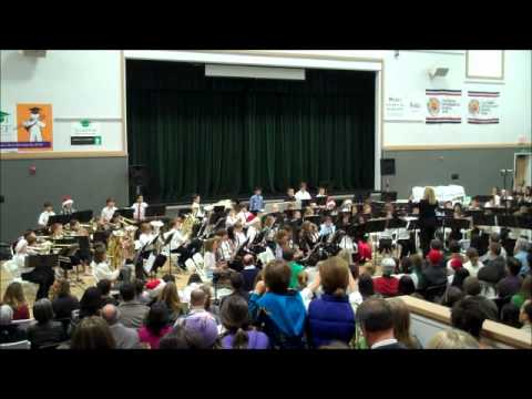 Central Middle School 5th Grade Concert.wmv