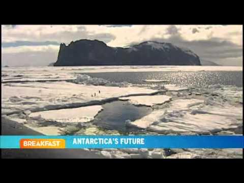 2012-07-13 - TVNZ - ANTARCTICA UNDER THREAT?